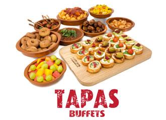 Jaspers Tapas Buffets