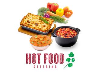 Jaspers Hot Food
