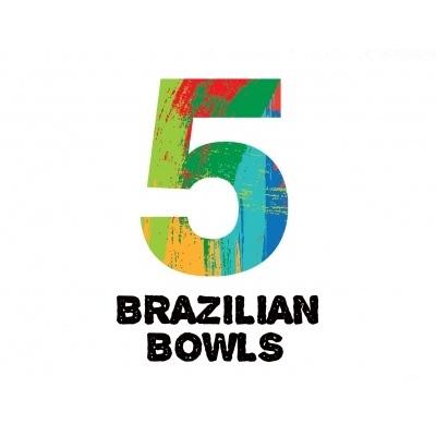 Jasper's 5 Brazilian Bowls