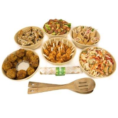 Jasper's 6 Bowl Bamboo Customer Favourites