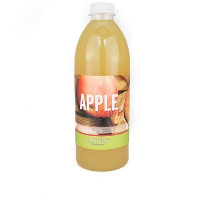 Jasper's Apple Juice 1ltr