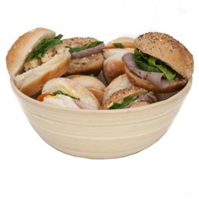 Jasper's Bamboo:Mini Filled Rolls Menu D