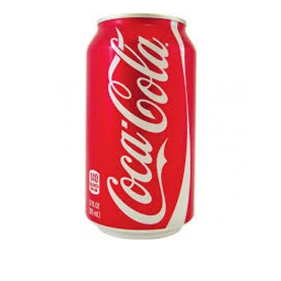 Jasper's Can of Coke