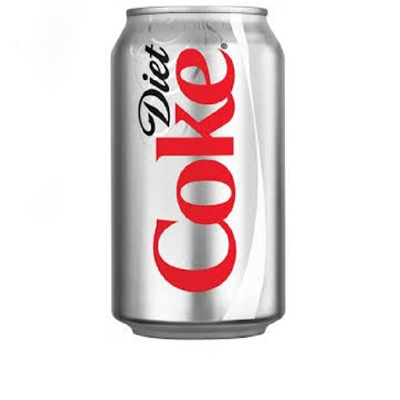 Jasper's Can of Diet Coke