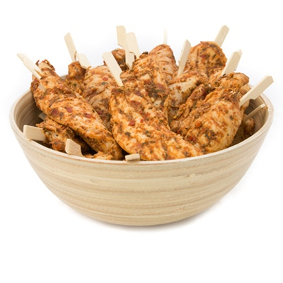 Jasper's Chicken Tikka Skewers
