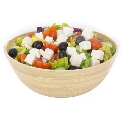 Jasper's (V) Chopped Greek Salad