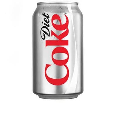 Jasper's Can of Diet Coke