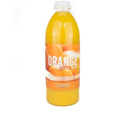 Jasper's Orange Juice 1ltr