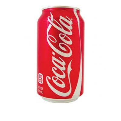 Jasper's Can of Coke