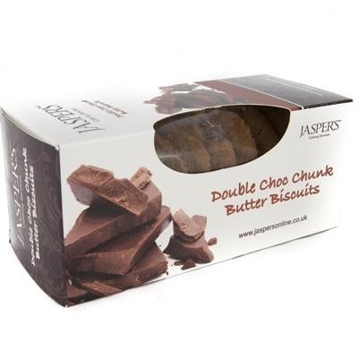 Jasper's Jasper's Double Choc Chunk Butter Biscuits