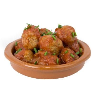 Jasper's Quorn Veggie balls