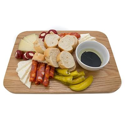Jasper's Spanish Platter
