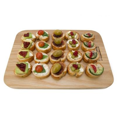 Jasper's (V) Crostini Vegetarian