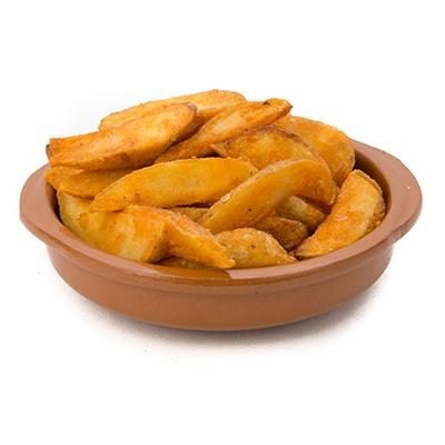 Jasper's (V) Spicy Potato Wedges