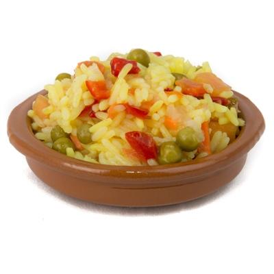 Jasper's (V) Vegetarian Paella