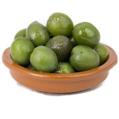 Jasper's (V) Whole Nocellara olives